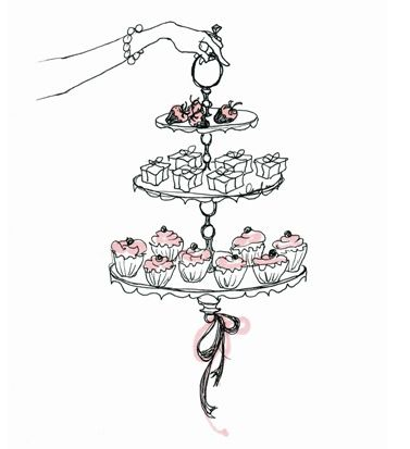 insleedotnet-petits-fours note cards