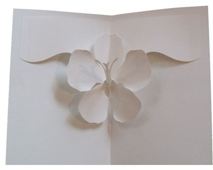 why not make each of them a flower pop up card…handmade with love by you?