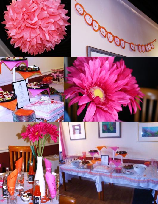 Bridal shower decor kids art decorating ideas for How to decorate for a bridal shower at home