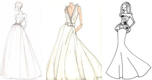 priscilla-of-boston-designers-sketches-live-runway-sneak-peak-on-bridesdotcom-040409