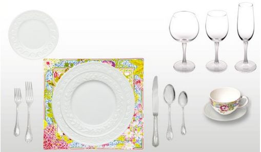 bloomingdales high tea place setting idea by its a jaime thing 1  sc 1 st  It\u0027s a Jaime Thing - WordPress.com & Iced Tea Or High Tea Your Table Is Set\u2026 | IT\u0027S A JAIME THING...