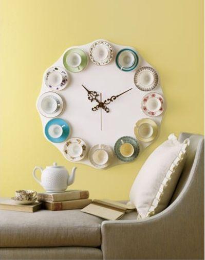 china teacup wall art via sweetpauldottypepaddotcom
