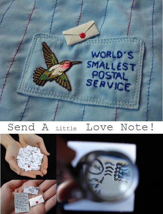 worlds smallest postal service by leafcutterdesignsdotcom 6