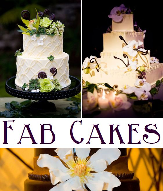 fabulous wedding cakes by cake in san diego